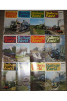 Railway World 1973 (Complete Year)