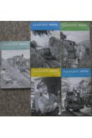 Talyllyn News 1973 (all 4 Editions - Mar, Jun, Sep, Dec) plus 1972  December (nos 76-80)