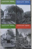 Talyllyn News 1975 (all 4 Editions - Mar, Jun, Sep, Dec) (nos 85-88)