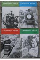 Talyllyn News 1982 (3 Editions - Jun, Sep, Dec) (nos 114-116) plus Mar 1983 (no 117)