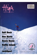 High Mountain Sports Magazine : Feb 1995  No 147