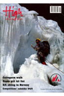 High Mountain Sports Magazine : Nov 1994  No 144