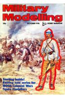 Military Modelling Magazine October 1976
