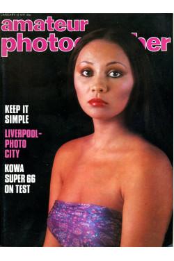 Amateur Photographer : 1977 January 12