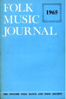 Folk Music Journal 1965