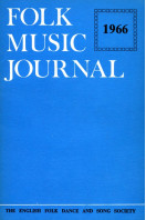 Folk Music Journal 1966