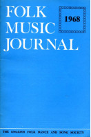 Folk Music Journal 1968