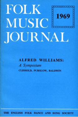 Folk Music Journal 1969