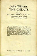 John Wilson's The Cheats