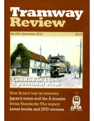 Tramway Review No 232 Dec 2012 : London in 1906