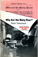 Why are the Many Poor?