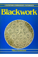 Blackwork (Batsford Embroidery Paperback)