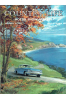 Country Life Magazine 1962 Oct 18 : Motor Show Number