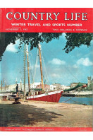 Country Life Magazine 1962 Nov 1 : Winter Travel and Sports Number