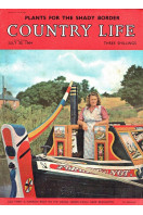 Country Life Magazine 1963 Jun 6
