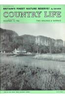 Country Life Magazine 1962 Dec 13