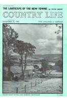 Country Life Magazine 1960 Sep 22
