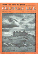 Country Life Magazine 1960 Sep 8