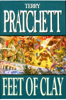 Feet of Clay : Discworld: (Signed By Author)