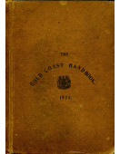 The Gold Coast Handbook 1924