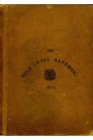 The Gold Coast Handbook 1924
