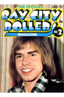 The Official Bay City Rollers Magazine : No 2 : January 1975