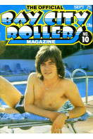 The Official Bay City Rollers Magazine : No 10 : Sept 1975