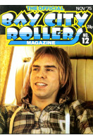 The Official Bay City Rollers Magazine : No 12 : Nov 1975