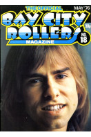 The Official Bay City Rollers Magazine : No 18 : May 1976