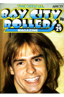 The Official Bay City Rollers Magazine : No 29 :Apr 1977