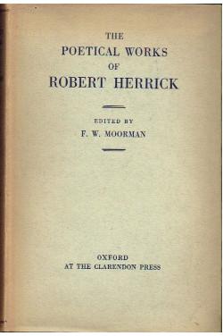 The Poetical Works of Robert Herrick