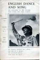 English Dance and Song  :The Magazine of the English Folk Dance and Song Society : Vol XV No 3  November 1950