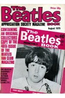 The Beatles Appreciation Society Magazine  August 1979 : No 40