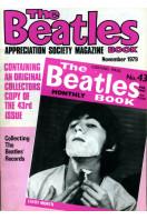 The Beatles Appreciation Society Magazine  November 1979 : No 43