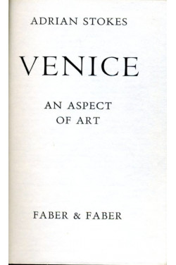 Venice : An Aspect of Art