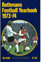 Rothmans Football Yearbook 1973-74, 4th Year