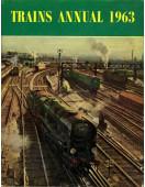 Trains Annual 1963