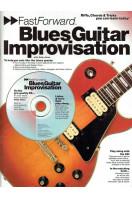 Blues Guitar Improvisation (Including CD)