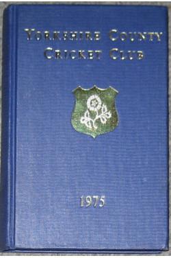 Yorkshire County Cricket Club 1975
