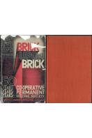 Brick Upon Brick : Co-Operative Permanent Building Society 1884-1934