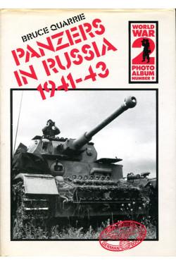 World War II Photo Album 9 : Panzers in Russia 1941-43
