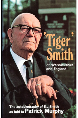 Tiger Smith of Warwickshire and England