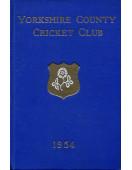 Yorkshire County Cricket Club 1954