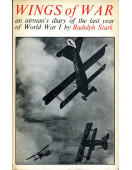 Wings of War : An Airman's Diary of the Last Year of World War I