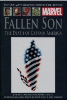 Fallen Son The Death of Captain America (Marvel Ultimate Graphic Novels Collection)