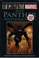 Black Panther : Who is the Black Panther?  (Marvel Ultimate Graphic Novels Collection)