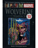 Wolverine : Weapon X : The Coming of Galactus (Marvel Ultimate Graphic Novels Collection)