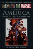 Captain America : Winter Soldier (Marvel Ultimate Graphic Novels Collection)
