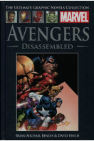 Avengers Disassembled (Marvel Ultimate Graphic Novels Collection)