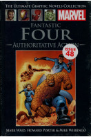 Fantastic Four : Authoritative Action (Marvel Ultimate Graphic Novels Collection)